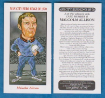Manchester City Malcolm Allison